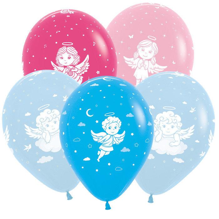 """Воздушные шары """"Ангел"""""""