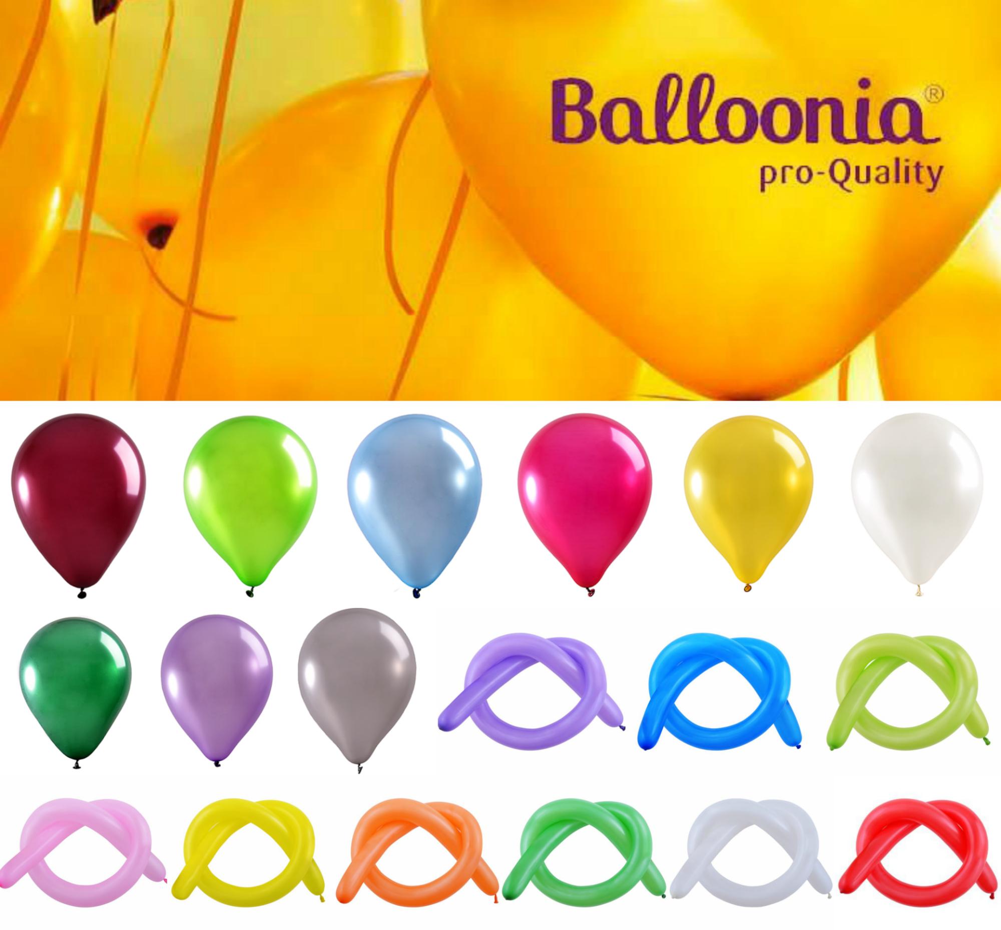 Новинки Balloonia