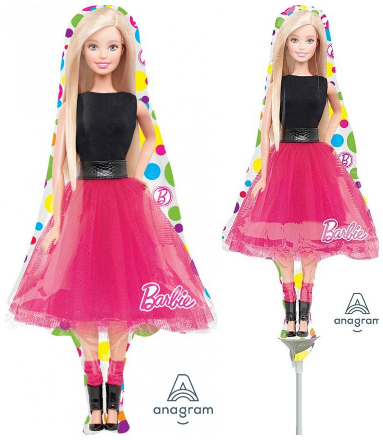 Шары Кукла Барби