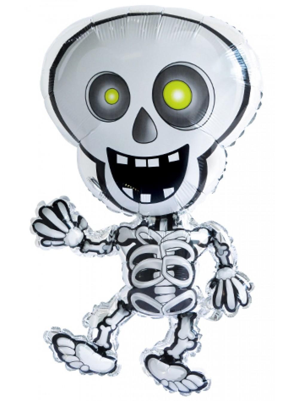 Фигура Танцующий скелет