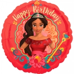 Шар круг, Елена из Авалора СДР / Elena of Avalor HBD