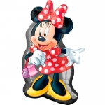 Шар Фигура, Минни Маус / Minnie Full Body