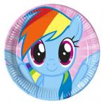 Тарелки Моя маленькая Пони / Rainbow Pony